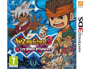 3DS INAZUMA ELEVEN 3 TEAM OGRE ATTACKS