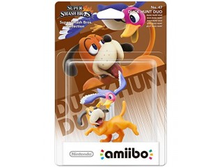 AMIIBO DUCK HUNT DUO FIGURU