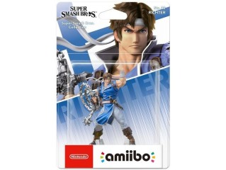 AMIIBO SUPER SMASH BROS RICHTER FIGURU