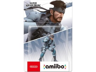 AMIIBO SUPER SMASH BROS. SNAKE