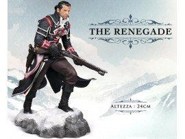 ASSASSIN'S CREED ROGUE THE RENEGADE PVC STATUE SHAY 24 CM UBISOFT