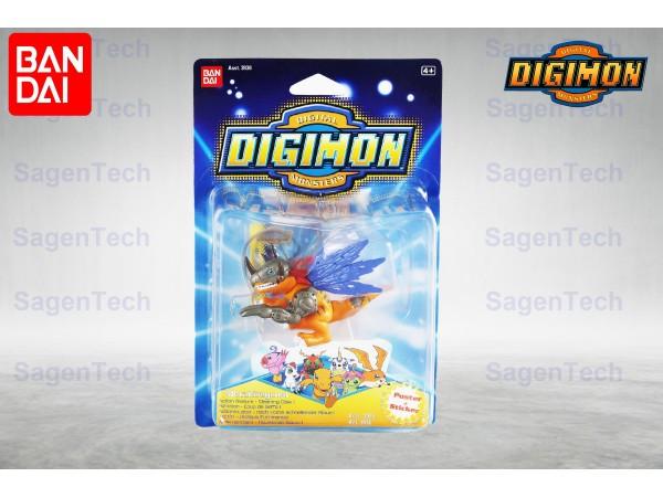 Bandai Digimon Metalgreymon Figürü Orjinal Ürün