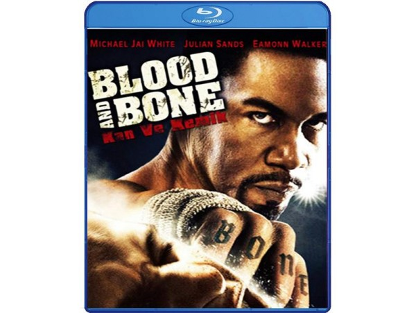 BLU-RAY FILM BLOOD AND BONE