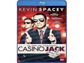 BLU-RAY FILM CASINO JACK