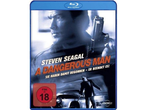 BLU-RAY FILM DANGEROUS MAN - TEHLIKELI ADAM