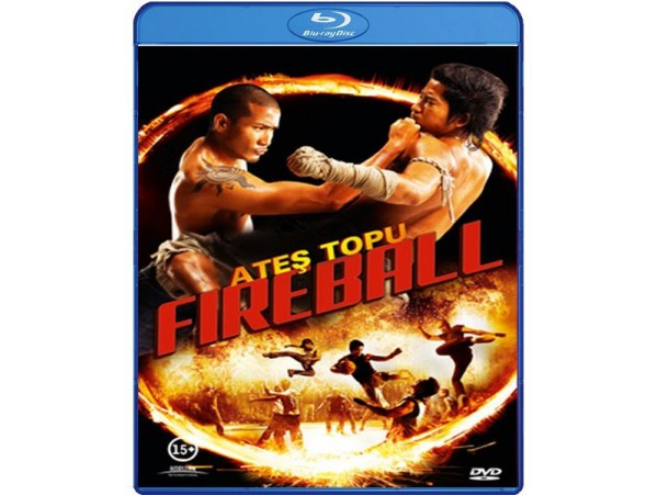 BLU-RAY FILM FIREBALL - ATES TOPU
