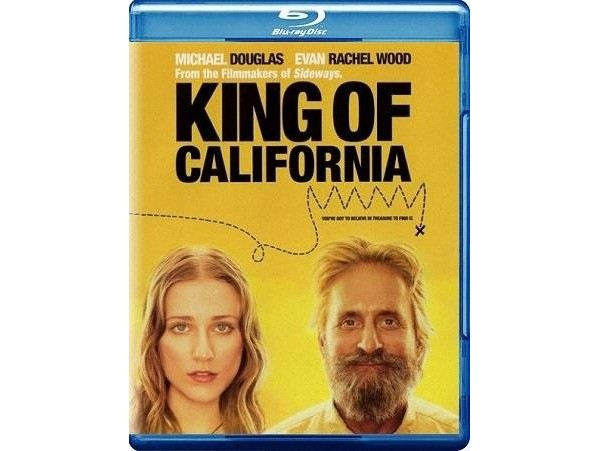 BLU-RAY FILM KING OF CALIFORNIA