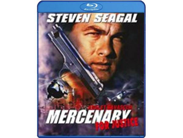 BLU-RAY FILM MERCENARY FOR JUSTICE - ADALET SAVASCISI