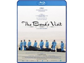 BLU-RAY FILM THE BANDS VISIT - BANDONUN ZIYARETI