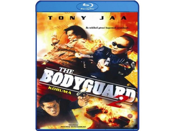 BLU-RAY FILM THE BODYGUARD 2 - KORUMA 2