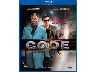 BLU-RAY FILM THE CODE SON OYUN