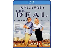 BLU-RAY FILM THE DEAL - ANLASMA