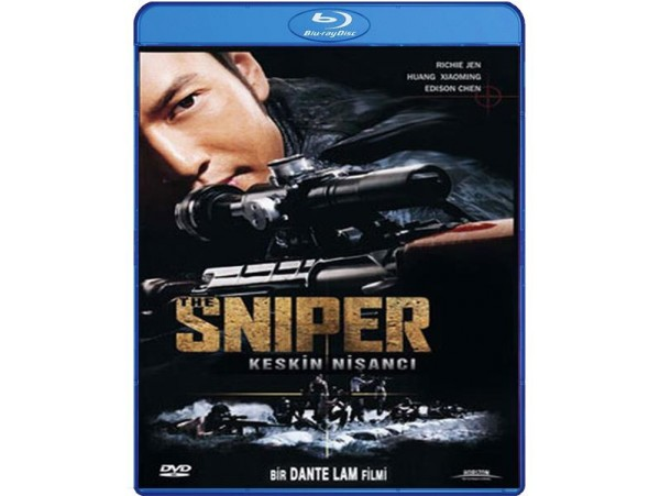 BLU-RAY FILM THE SNIPER - KESKIN NISANCI