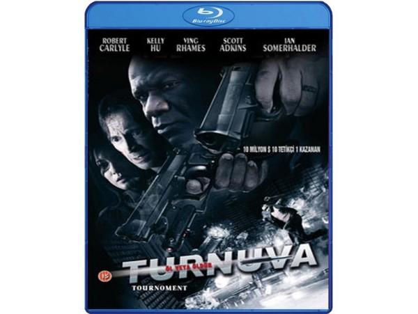 BLU-RAY FILM THE TOURNAMENT - TURNUVA