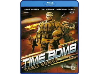 BLU-RAY FILM TIME BOMB - CANLI BOMBA