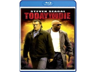 BLU-RAY FILM TODAY YOU DIE - TUZAK