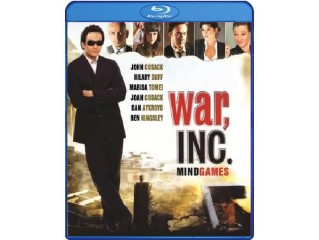BLU-RAY FILM WAR INC - SAVAS SIRKETI