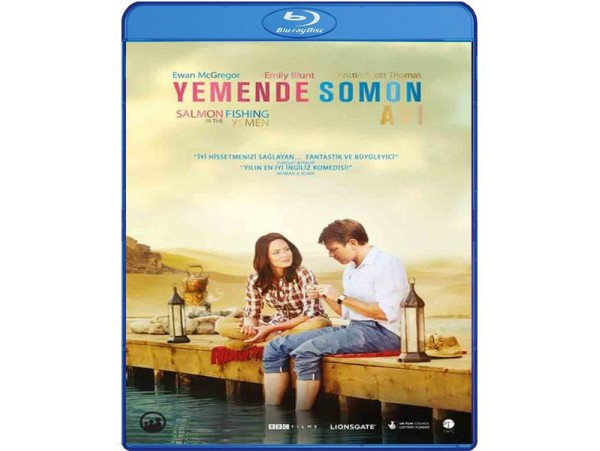 BLU-RAY FILM YEMENDE SOMON AVI