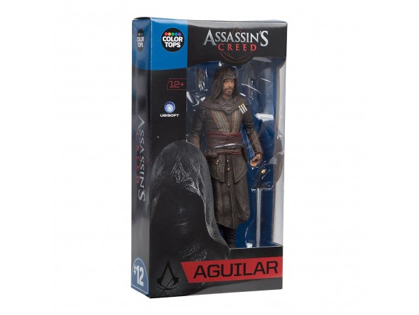 COLOR TOPS ASSASSINS CREED AGUILAR FIGUR