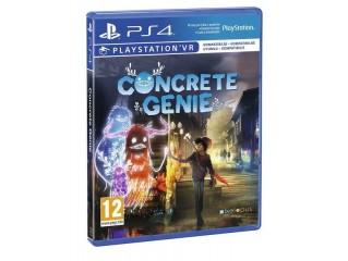 Concrete Genie Playstation Vr Oyunu