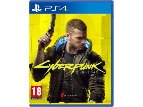 CYBERPUNK 2077 STANDARD EDITION PS4 HARITALI