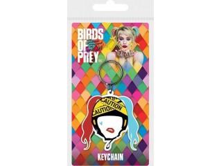 Dc Birds Of Prey Harley Quinn - Lisansli Anahtarlık