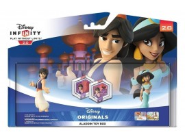 DISNEY INFINITY 2.0 ALADDIN TOY BOX FIGURU
