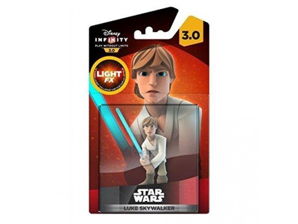 DISNEY INFINITY 3.0 LUKE SKYWALKER LIGHT FX ISIKLI FIGURU