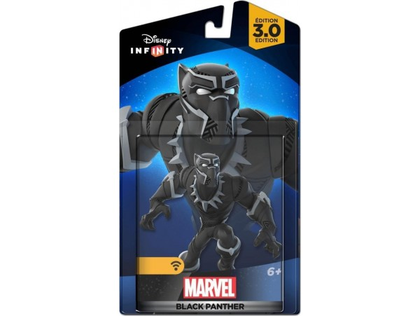 DISNEY INFINITY 3.0 MARVEL BLACK PANTHER FIGUR