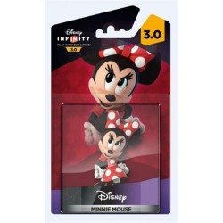 DISNEY INFINITY 3.0 MINNIE MOUSE FIGURU