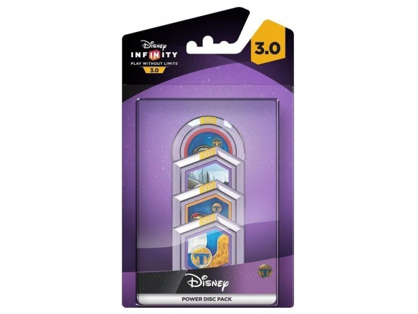 DISNEY INFINITY 3.0 POWER DISC PACK - OYUN DEGILDIR!!!
