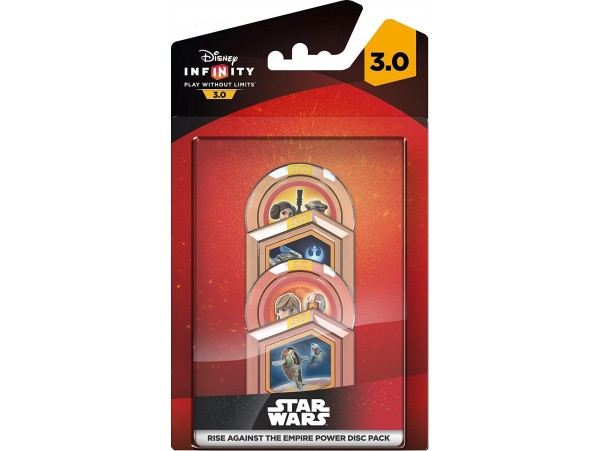 DISNEY INFINITY 3.0 RICE AGAINIST POWER DISC