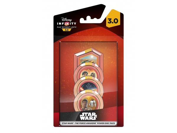 DISNEY INFINITY 3.0 STAR WARS AWAKENS POWER DISC - OYUN DEGILDIR!!!