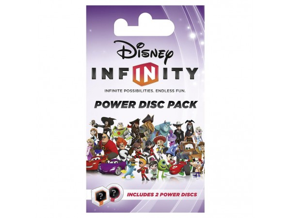 DISNEY INFINITY POWER DISC PACK WAVE 3