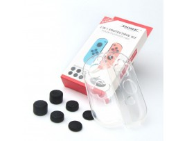 DOBE 2 IN 1 PROTECTIVE KIT JOYCON