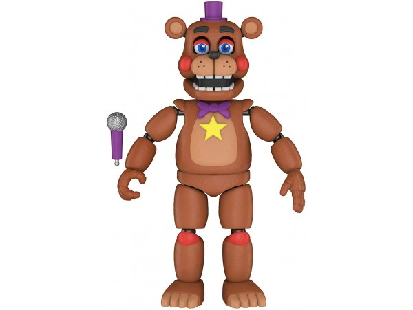FUNKO FIVE NIGHTS AT FREDDYS PIZZERIA SIMULATOR ROCKSTAR FREDDY