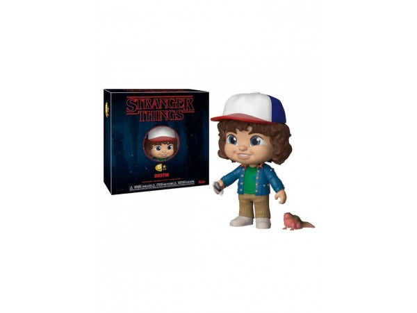 FUNKO FIVE STAR STRANGER THINGS DUSTIN FIGURU
