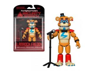 Funko Friday Night At Freddys Security Breach Glamrock Freddy Action Figür