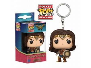 FUNKO POCKET POP Dc Wonder Woman ANAHTARLıK