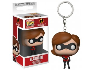 FUNKO POCKET POP DISNEY INCREDIBLES 2 ELASTIGIRL FIGURU