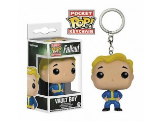 FUNKO POCKET POP FALLOUT VAULT BOY ANAHTARLIK