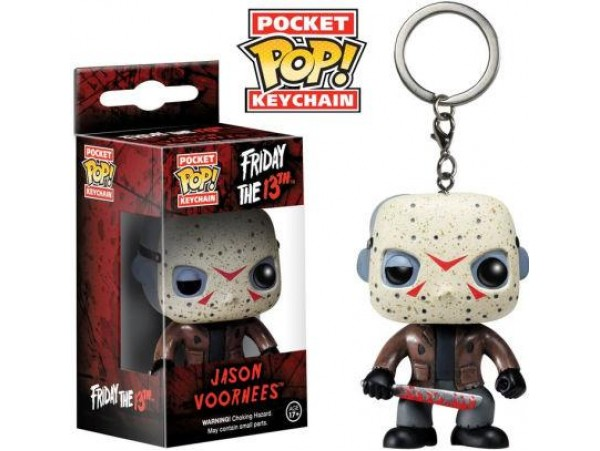 FUNKO POCKET POP FRIDAY THE 13TH JASON VOORHEES ANAHTARLIK