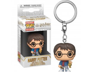 Funko Pocket Pop Harry Potter Holiday Harry Anahtarlık