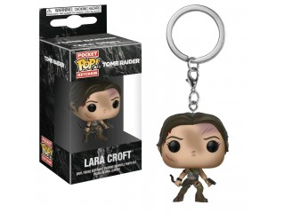 FUNKO POCKET POP LARA CROFT ANAHTARLIK