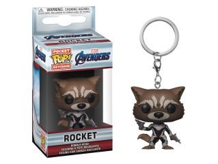 FUNKO POCKET POP MARVEL AVENGERS Rocket Raccoon ANAHTARLıK