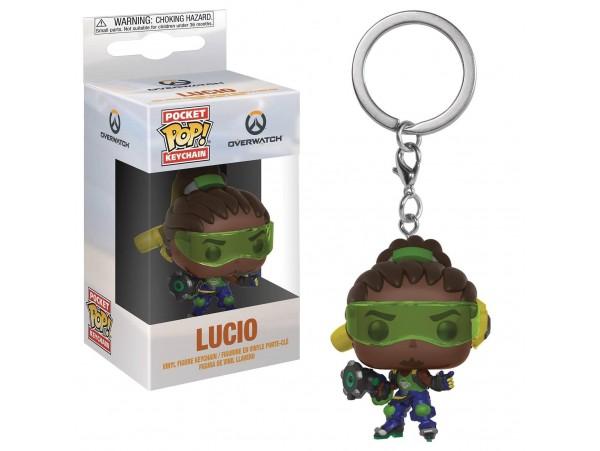 Funko Pocket Pop Overwatch Lucio Anahtarlık