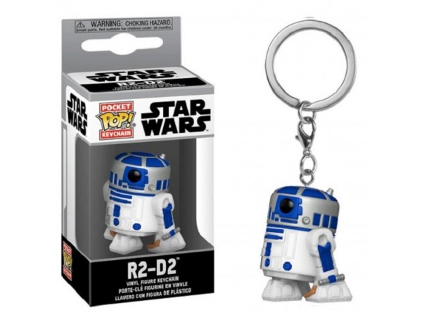 FUNKO POCKET POP STAR WARS R2-D2 ANAHTARLIK
