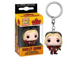 Funko Pocket Pop The Suicide Squad Harley Quinn Bodysuit Anahtarlık