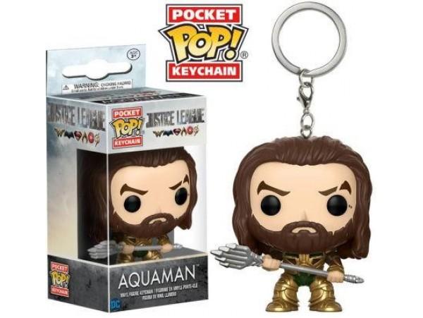 Funko Pocket Pop Justice League Aquaman Anahtarlık
