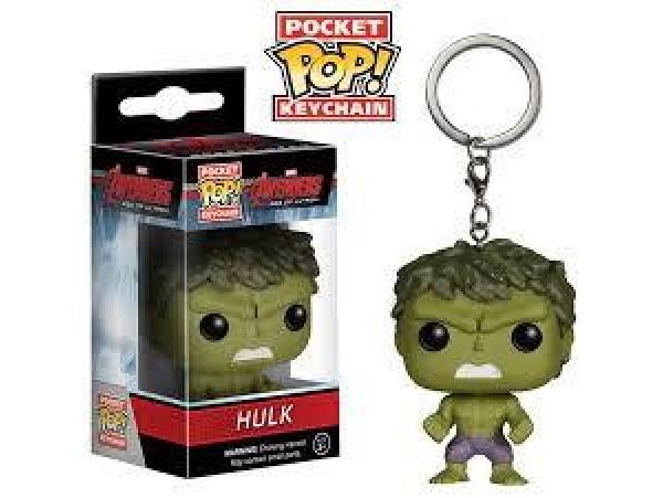 FUNKO POKET POP MARVEL AVENGERS AGE OF ULTRON HULK ANAHTARLIK